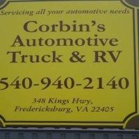 Corbin's RV