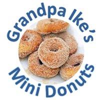 Grandpa Ike's Mini Donuts