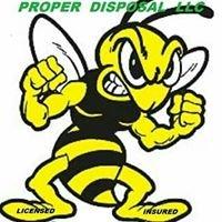 Proper Disposal LLC