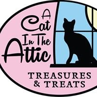 A Cat In The Attic Treasures & Treats Antiques Towne Square