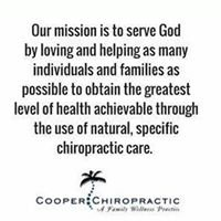 Cooper Chiropractic, A Family Wellness Practice