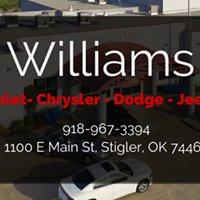 Williams Chevrolet Inc. Chrysler Dodge Jeep Ram
