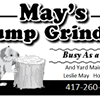 May's Stump Grinding