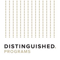 Distinguished Programs