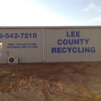 Lee County Recycling