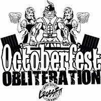 Octoberfest Obliteration: Hosted by Crossfit SpaCity