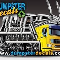 Dumpster Decals