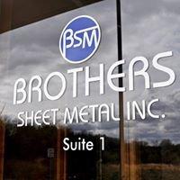 Brothers Sheet Metal Inc