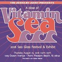 A Dose of Vitamin Sea - Sea Glass Festival - Point Pleasant Beach