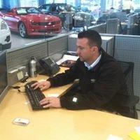 Justin Kegley at Dick Genthe Chevrolet