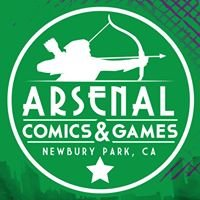 Arsenal Comics & Games