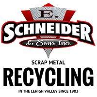 E Schneider & Sons