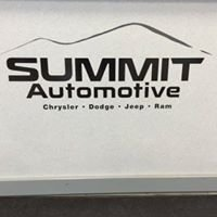 Summit Automotive Chrysler Dodge Jeep Ram