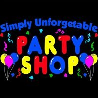 A Simply Unforgetable Party Shop