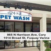 Pet Wash 24