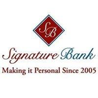 Signature Bank of Georgia - Member FDIC