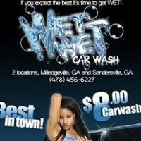 Wet Wet Car Wash
