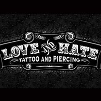 Love and Hate Tattoo and Piercing