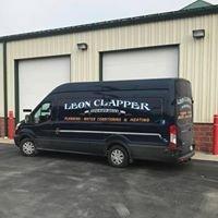 Leon Clapper Plumbing Heating & Water Conditioning Inc