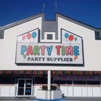 Party Time Party Supplies