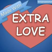 Made with EXTRA LOVE: A Cabradilla Company