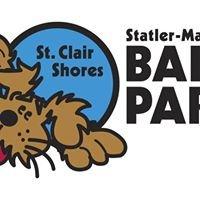 SCS Statler Maloof Dog Park