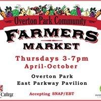 Overton Park Community Farmers Market