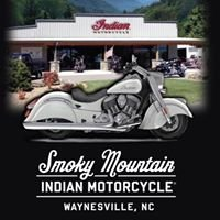 Smoky Mountain Indian Motorcycle at Smoky Mountain Steel Horses