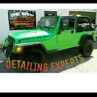 The SHOP Detailing Experts & Custom Accessories
