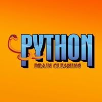 Python Drain Cleaning