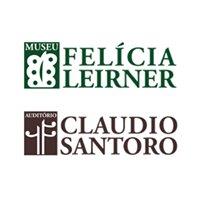 Museu Felícia Leirner / Auditório Claudio Santoro