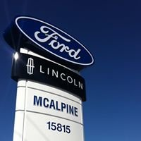 McAlpine Ford Lincoln Sales Limited
