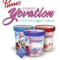 Yovation Probiotic Frozen Yogurt