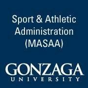Gonzaga University M.A. Sport & Athletic Administration