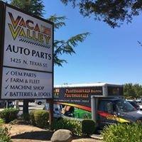 Vaca Valley Auto Parts