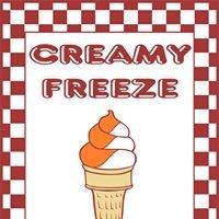 Creamy Freeze