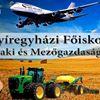 Nyíregyházi Egyetem - Műszaki és Mezőgazdasági Kar