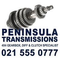Peninsula Transmissions - formerly Geartech