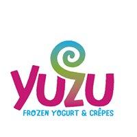Yuzu Frozen Yogurt & Crêpes