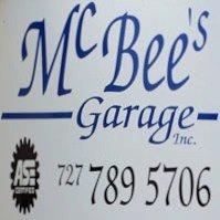 McBee's Garage Inc