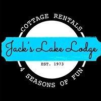 Jack's Lake Lodge Cottage Rentals