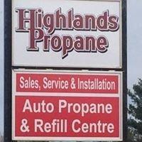 Highlands Propane Inc.
