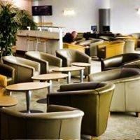 Edinburgh Airport Departure Lounge