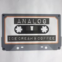 Analog Ice Cream and Coffee