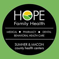 Hope Family Health