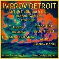 Improv Detroit