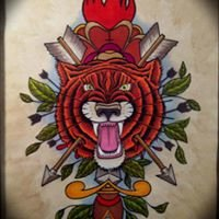 Five Points Tattoo trois-rivieres
