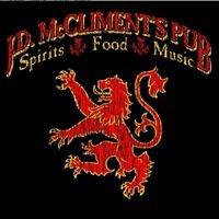 JD McCliments Pub and Restaurant