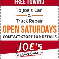 Joe's Car And Truck Repair