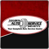 Taylor's Auto Service